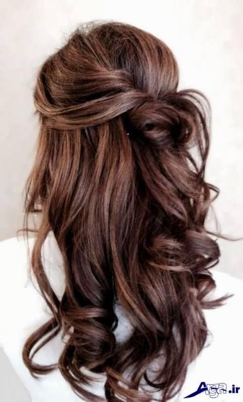 آرایش موی باز زنانه و دخترانه