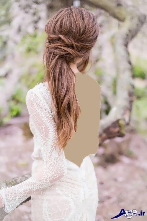 مدل های موی باز
