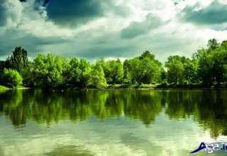 تصاویر زیبا و رمانتیک طبیعت