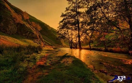 تصاویر طبیعت زیبا و بکر