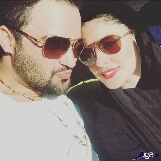 تصاویر جدید مهدی سلوکی در کنار همسرش
