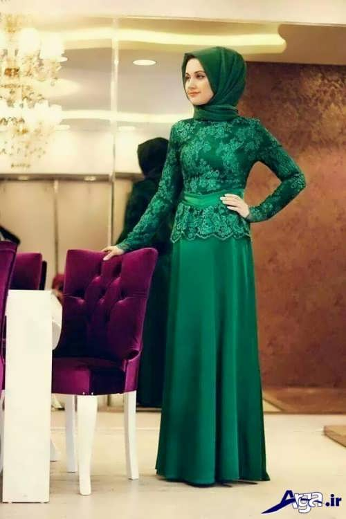مدل های لباس مجلسی ایرانی با طرح های شیک و زیبا