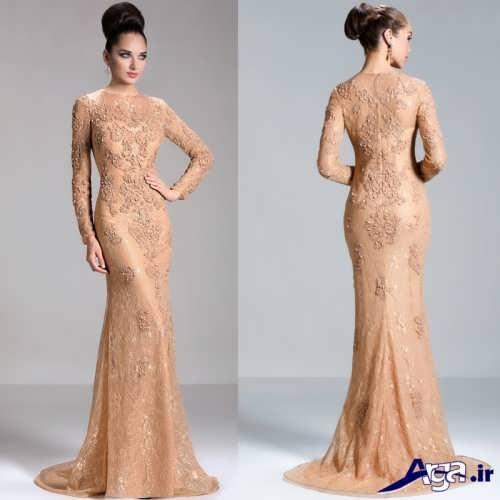 مدل لباس مجلسی ایرانی با جدیدترین طرح های مد سال