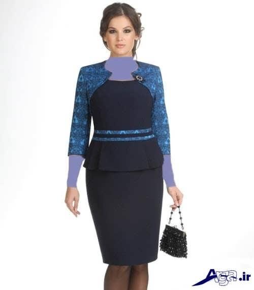 مدل کت و دامن ایرانی