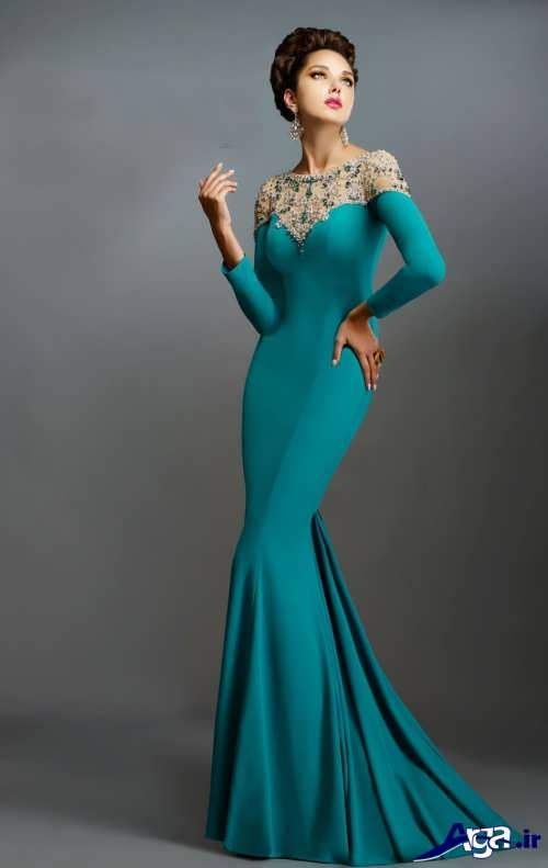 مدل لباس مجلسی ایرانی زیبا