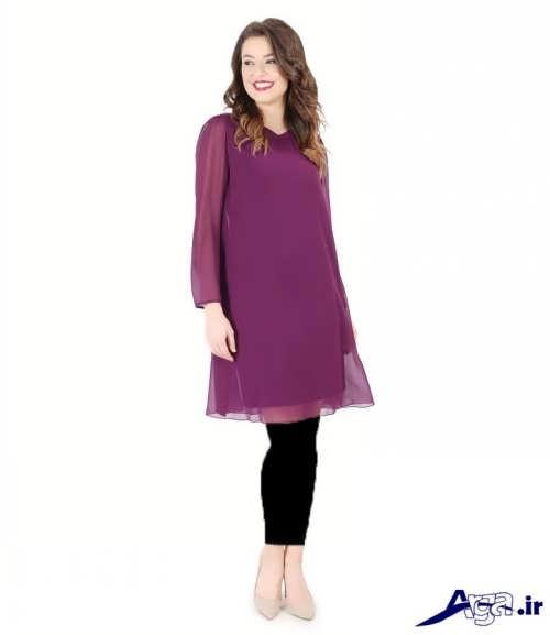 مدل لباس مجلسی کوتاه ایرانی