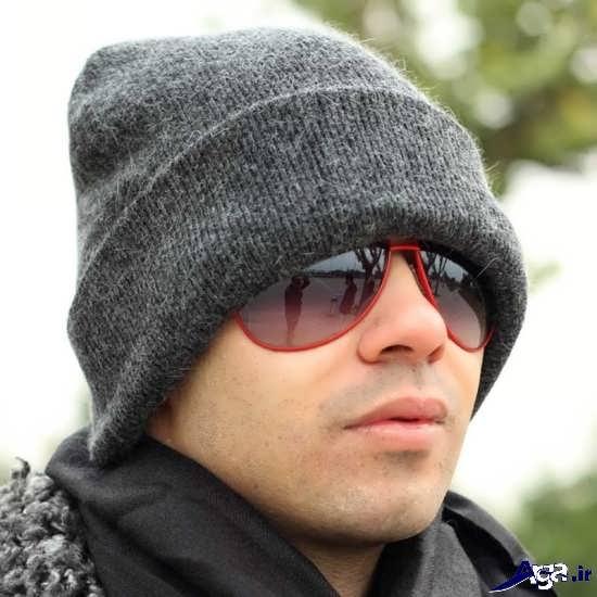 کلاه بافتنی زیبا و جذاب مردانه