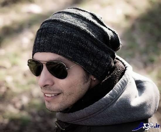 انواع کلاه های بافتنی زیبای مردانه