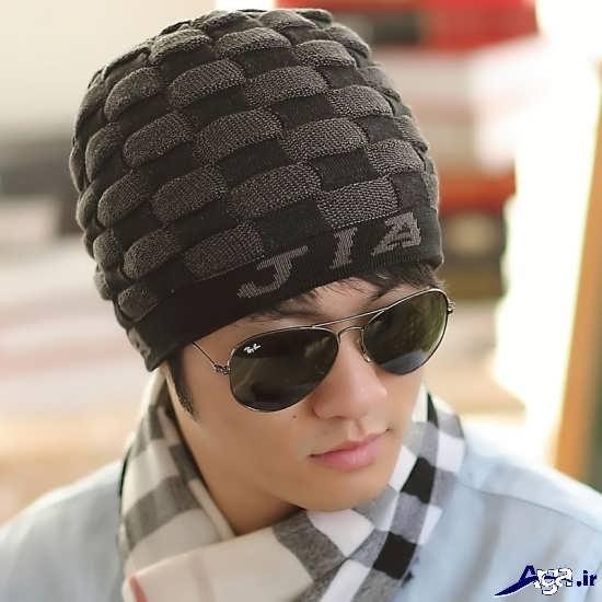 جدیدترین مدل کلاه بافتنی مردانه