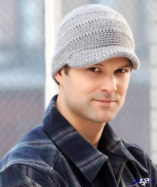 جدیدترین مدل کلاه های بافتنی مردانه