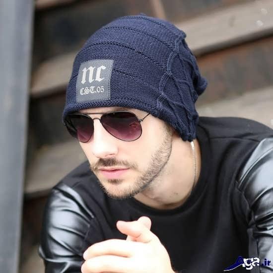انواع مدل های زیبا و جذاب کلاه بافتنی مردانه