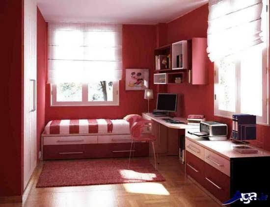 انواع تخت خواب های زیبا و مدرن یک نفره