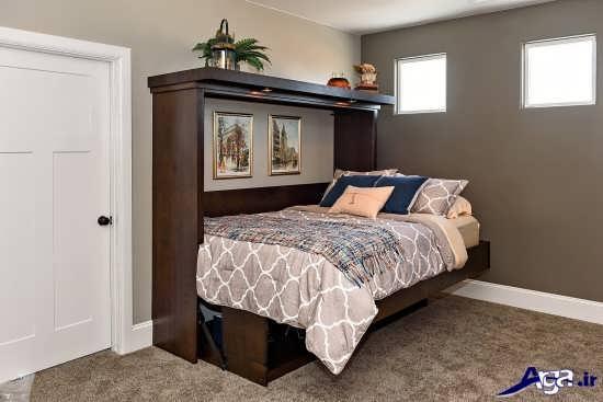 شیک ترین مدل تخت خواب های تاشو