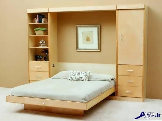 انواع تخت خواب های تاشو دونفره