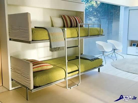 مجموعه مدل های زیبا و جذاب انواع تخت خواب تاشو