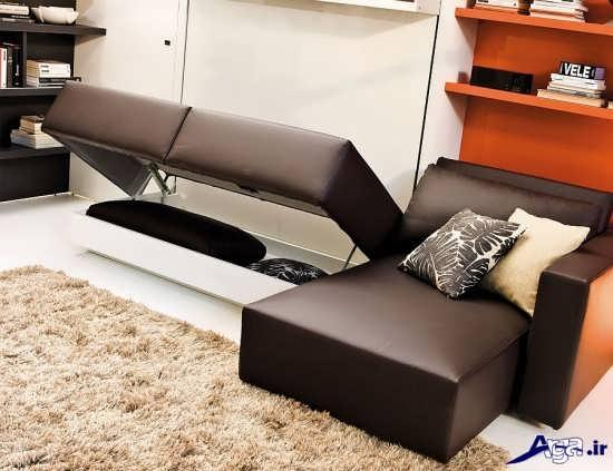 مدل های زیبا و جذاب انواع تخت خواب تاشو