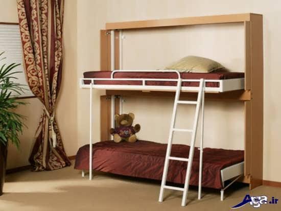 جدیدترین مدل تخت خواب های تاشو