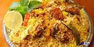 طرز تهیه بریانی هندی خوشمزه
