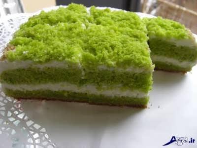 روش تهیه کیک اسفناج در منزل