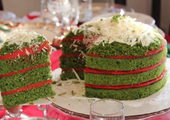 طرز تهیه کیک اسفناج با طعم عالی