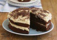 طرز تهیه کیک قهوه بسیار خوشمزه