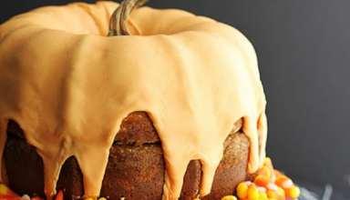طرز تهیه کیک کدوحلوایی بسیار خوشمزه