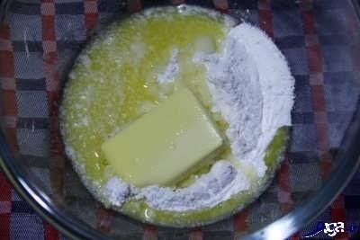 دستور تهیه شیرینی پاپاتیا بسیار خوش طعم
