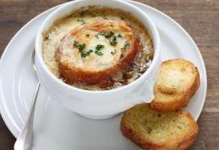 طرز تهيه سوپ پياز با طعم ایده آل