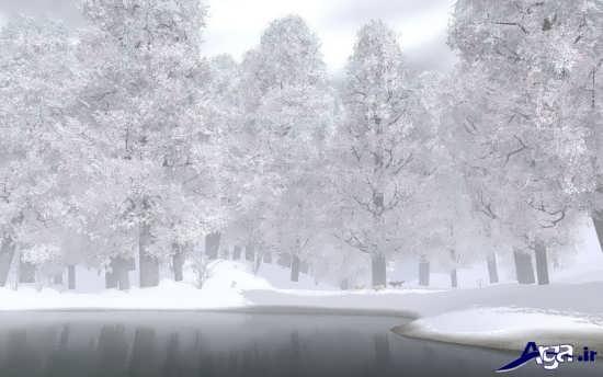 عکس های بسیار زیبای فصل زمستان