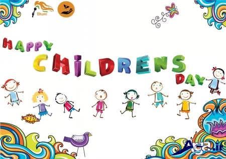 شهر روز جهانی کودک زیبا و آموزنده