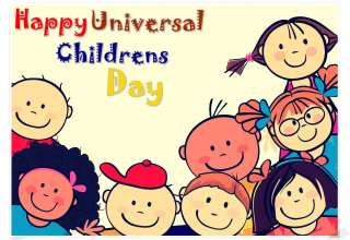 مجموعه 5 شعر روز جهانی کودک