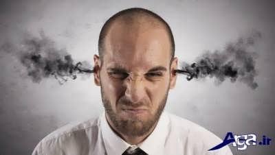 کنترو غلبه بر خشم با 10 روش