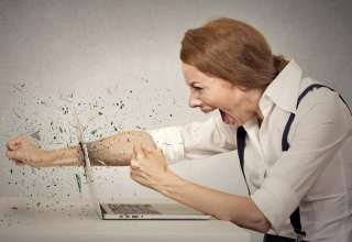 10 روش برای کنترل خشم