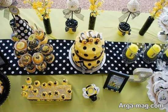 تم تولد زنبوری دخترانه و پسرانه