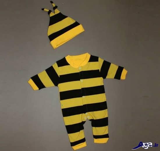 مدل لباس پسرانه زنبوری