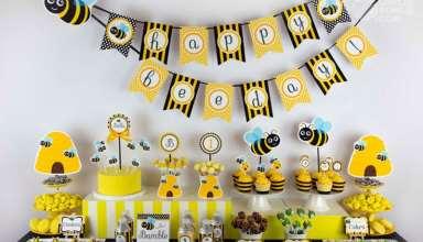 عکس تم تولد زنبوری