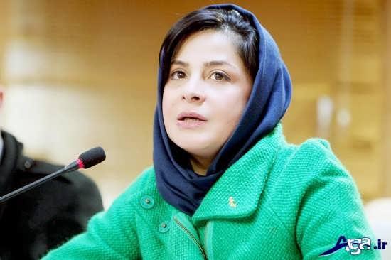 عکس سیما تیرانداز بازیگر زن ایرانی