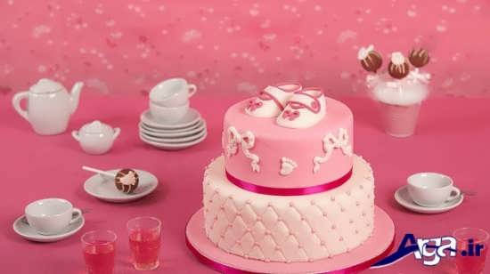 مدل های زیبا و متفاوت تزیین کیک تولد