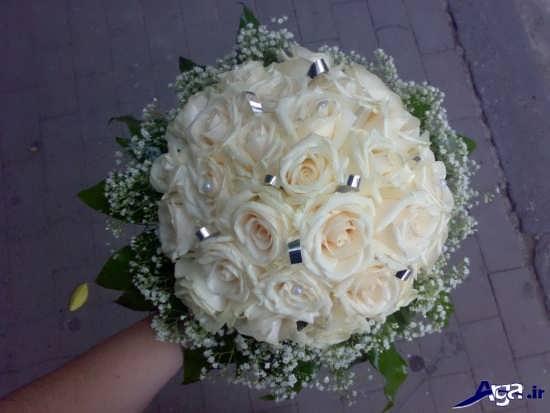 دسته گل رز جدید و زیبا