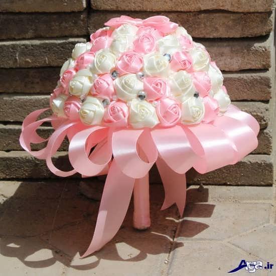 دسته گل پارچه ای عروس