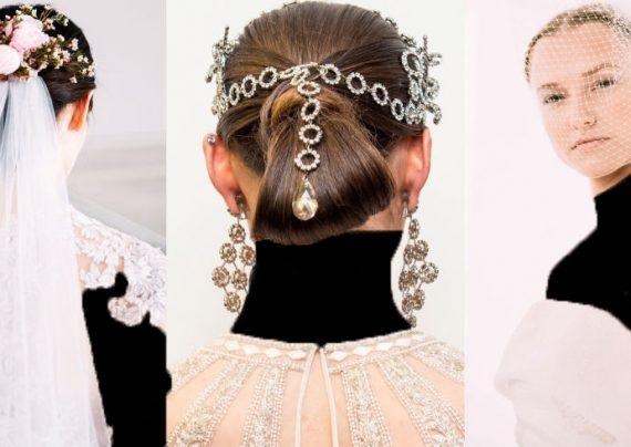 مدل موی عروس 2017 زیبا و شیک
