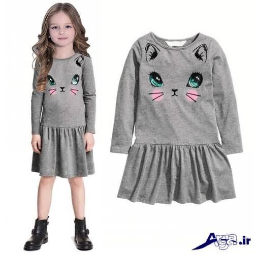 طرح های شیک و زیبا لباس کودک