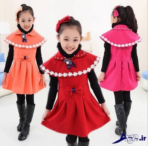 مدل های زیبا و متفاوت لباس کودک