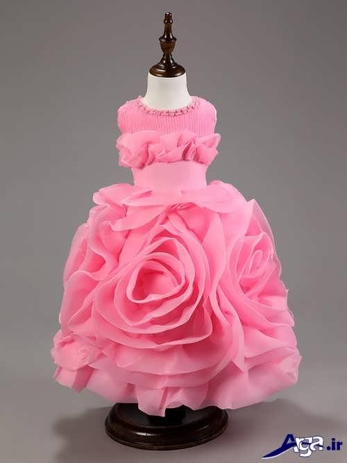 مدل های متنوع لباس کودک دخترانه