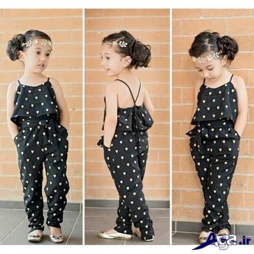 مدل لباس بچه گانه دخترانه با طرح های فانتزی