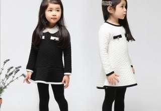 مدل لباس کودک دخترانه با طرح های شیک و جدید