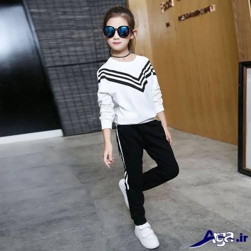 مدل لباس کودک دخترانه پاییزه