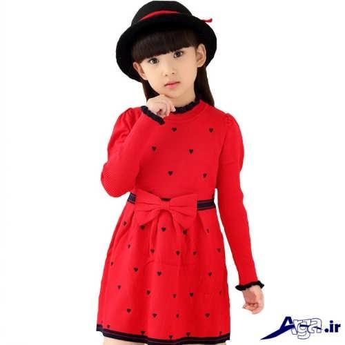 مدل های زیبا و متنوع لباس کودک