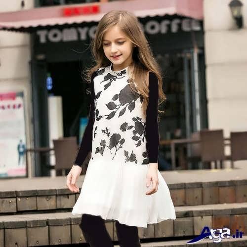 لباس مجلسی نوجوان دخترانه