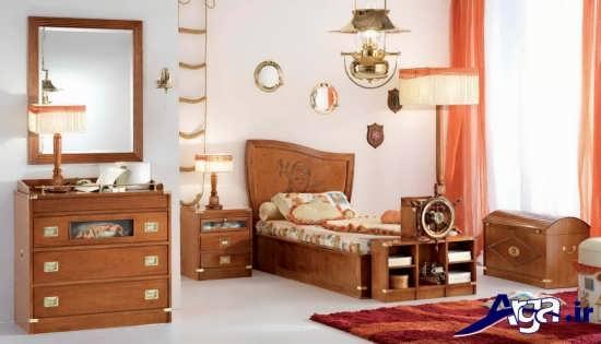 طراحی اتاق خواب زیبا کودک